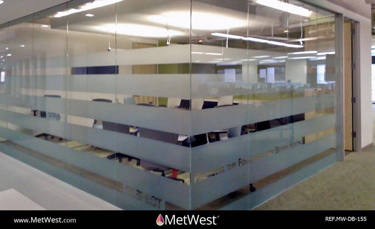 Decorative Glass Film  DB-155 Material:   Location:   Project:   Client:   Application: