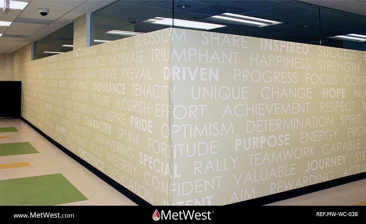 Wall Covering-038 Printed Vinyl
