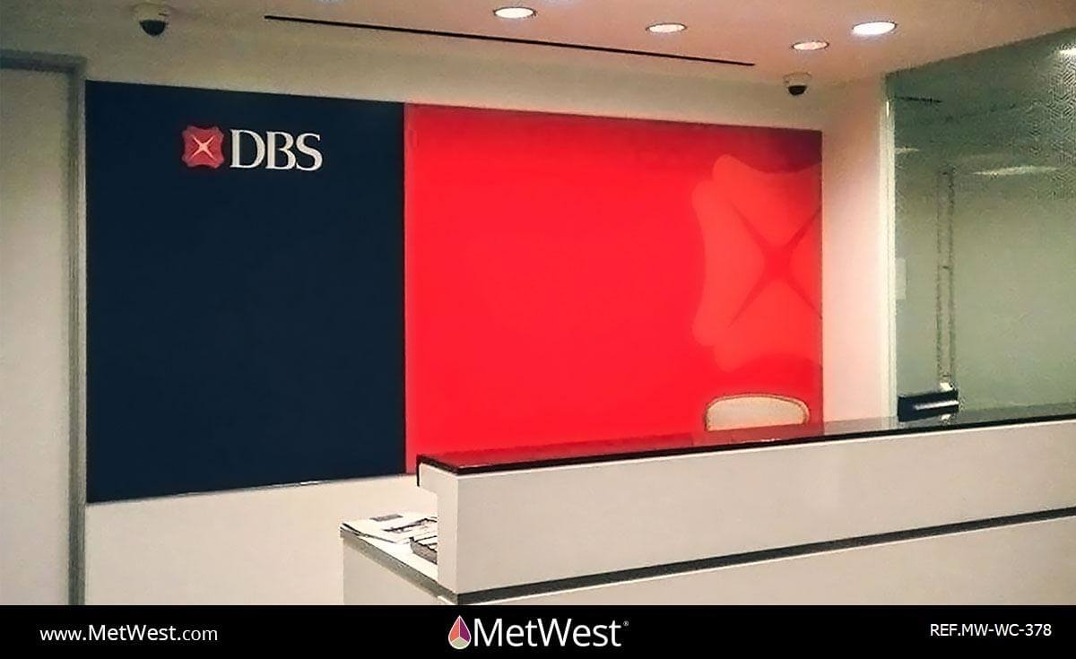 Wall Covering-378 IJ180 With Matte lam Project: DBS