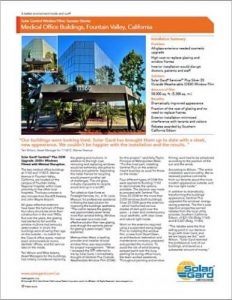 Fountain valley medical buildings success story