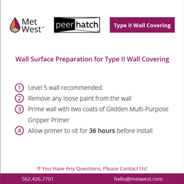 Image showing wall surface preparation